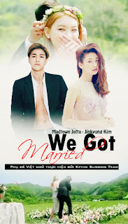 Phim We Got Married Madtown Jota & Kim Jin Kyung- WGM Jota & Jin Kyung