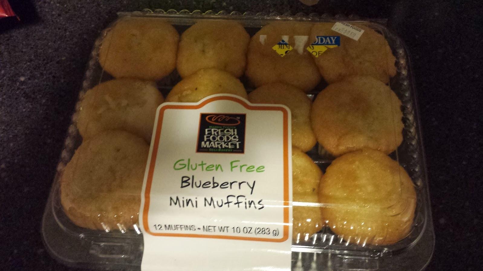 Harris Teeter Muffins