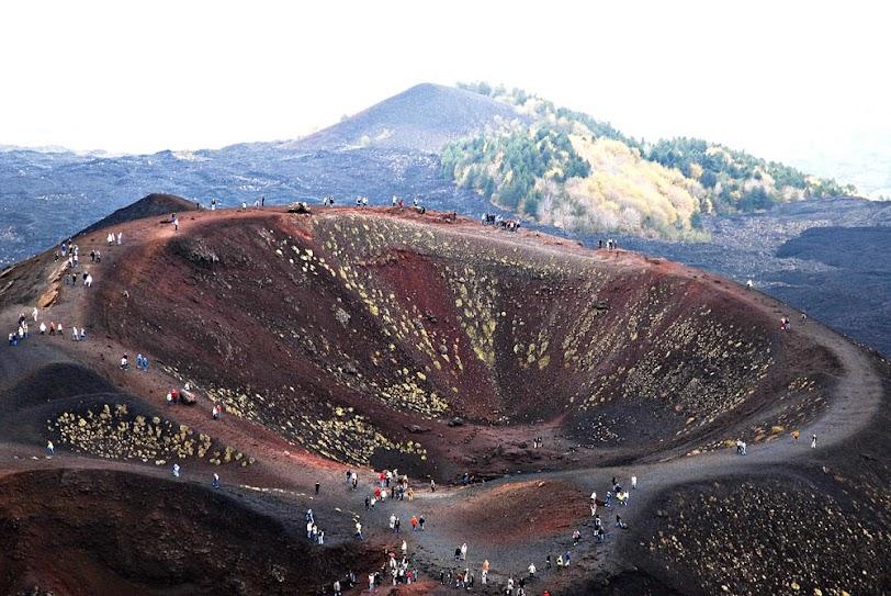 Miệng núi lửa
