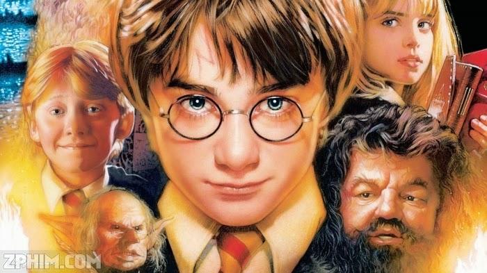 Ảnh trong phim Harry Potter Và Hòn Đá Phù Thủy - Harry Potter and the Sorcerer's Stone 1