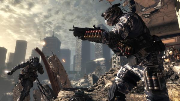Call Of Duty:Ghost Full Crack - Game Screenshot