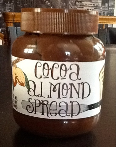 Trader Joe's Cocoa Almond