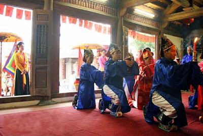Cẩm nang du lịch lễ hội làng Nghi Tàm