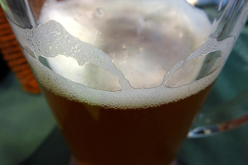 Yeast beer