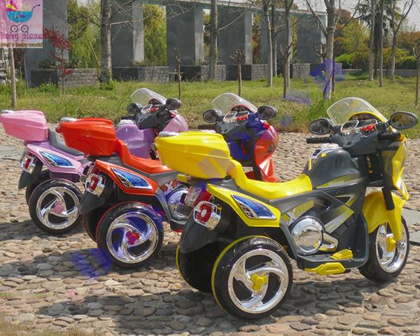 Xe máy điện trẻ em 358D