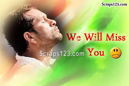 Sachin We Will Miss You  Image - 1