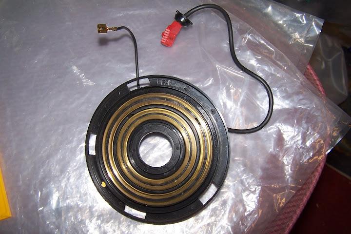 Fs Horn Air Bag Contact Ring W124 R129 W140 60