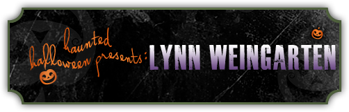 Haunted Halloween with Lynn Weingarten and a giveaway!