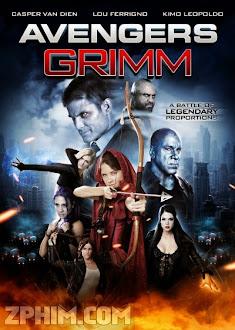 Chiến Binh Cổ Đại - Avengers Grimm (2015) Poster