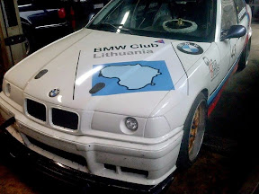Lithuania BMW club