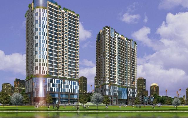Tổng hợp về dự án chung cư CT 36 Dream Home