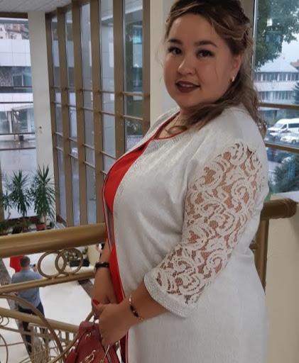 Надежда Бажгеева (Ользонова)