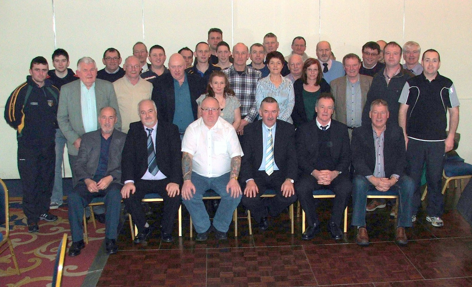 2013 Leinster congress