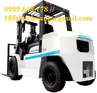 Xe nâng diesel Nhật Bản 3.5 - 5.0 tấn
