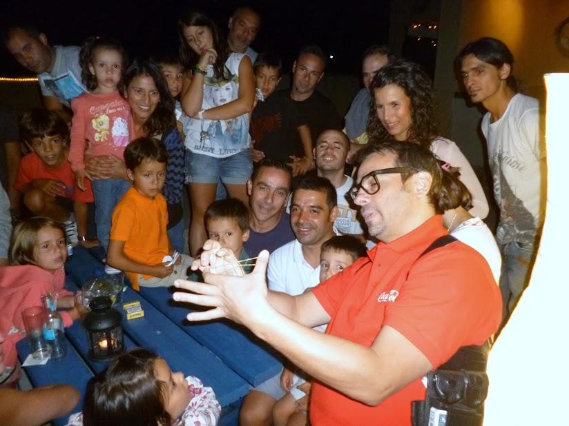 magia para fiestas familiares