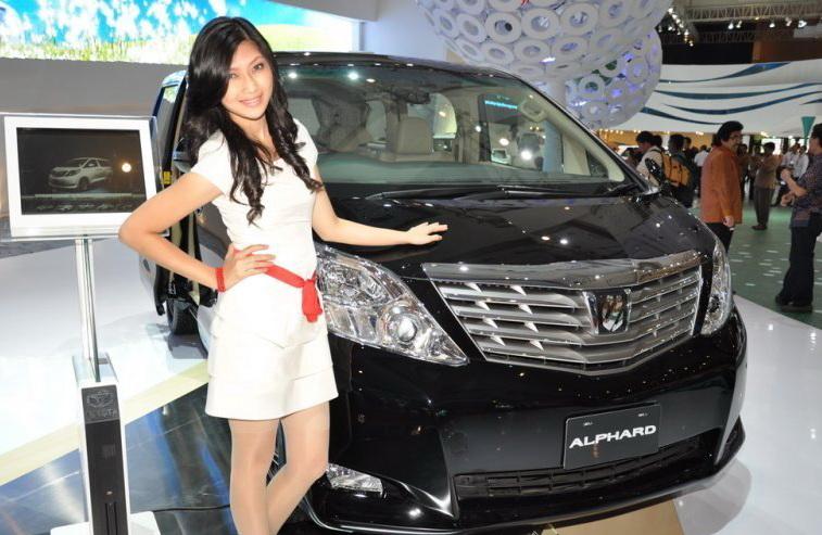 Harga Toyota New Alphard Baru