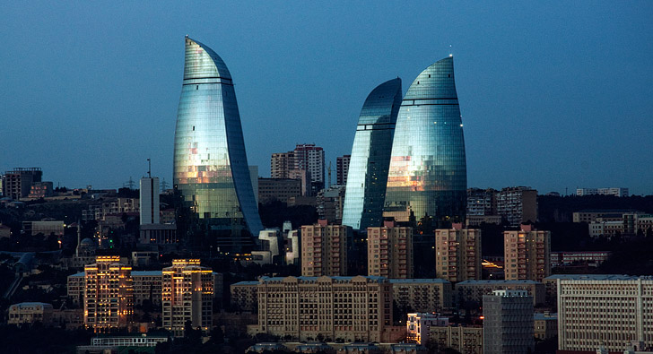 Baku Azerbaijan (21 Best Travel Destinations 2015).