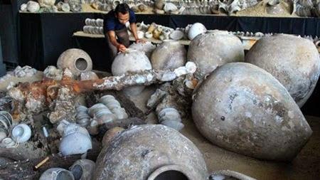 Penemuan Harta Karun Terbesar di Dunia