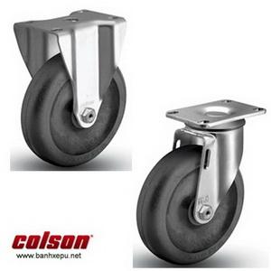 Bánh xe đẩy chịu nhiệt càng bánh xe đẩy inox 304 chịu tải 136kg