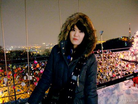 首爾自由行-南山情人鎖、愛情鎖