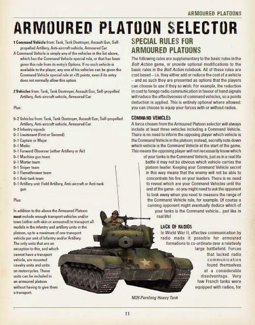 Tank War Manual