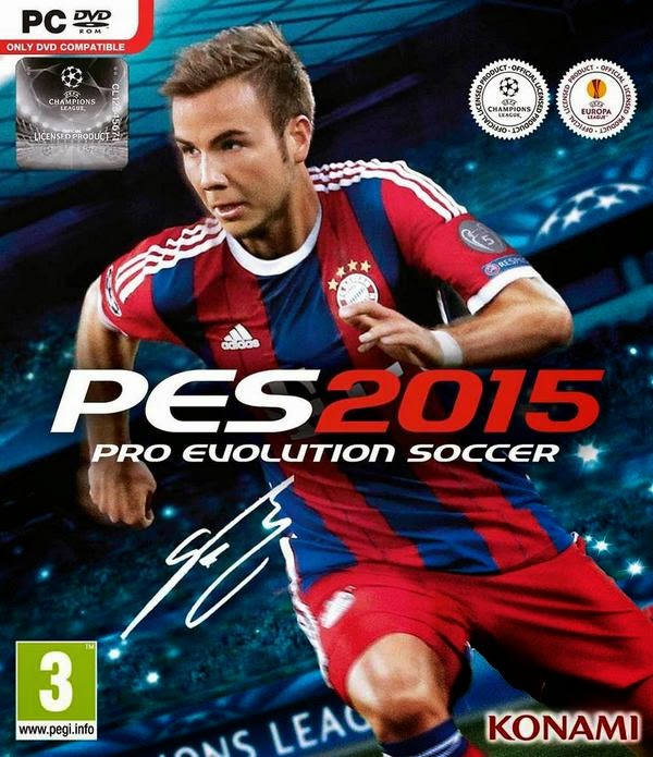 Cover PES 2015