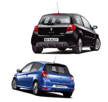 Seguros de carro Renault Clio