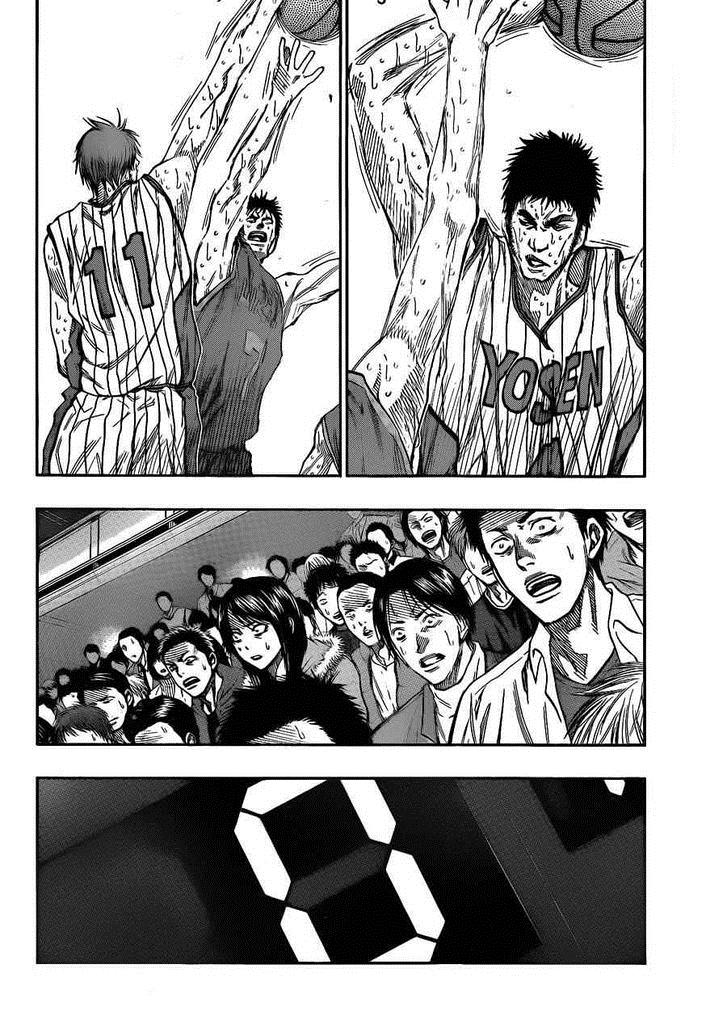 Kuroko no Basket Manga Chapter 144 - Image 02
