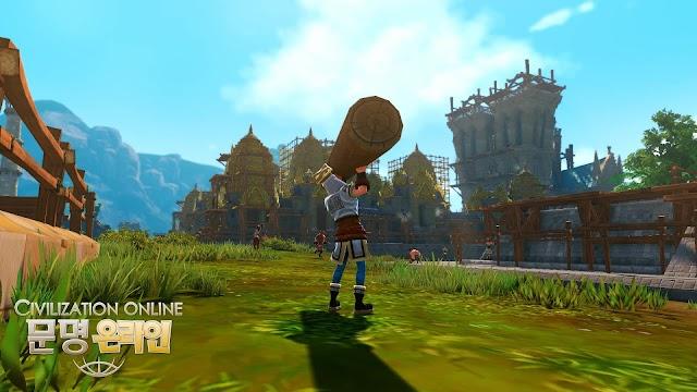 Cận cảnh gameplay của Civilization Online 7