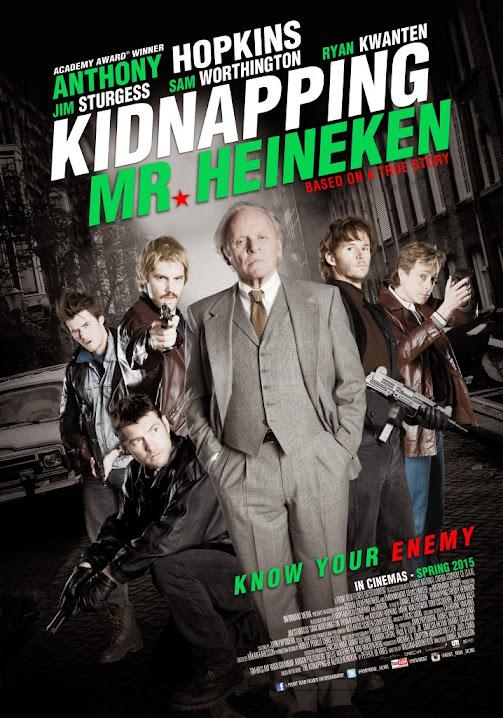 Η απαγωγή του κου Heineken (Kidnapping Mr. Heineken) Poster