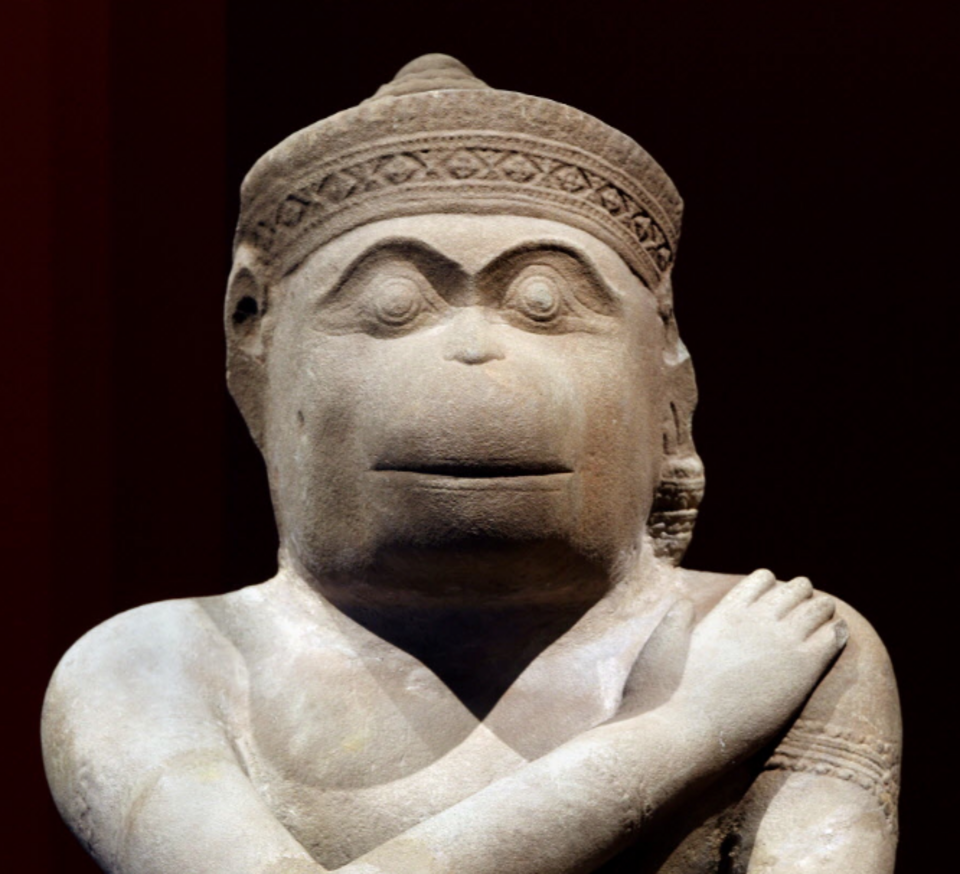 South East Asia: US museum returns Hanuman statue to Cambodia