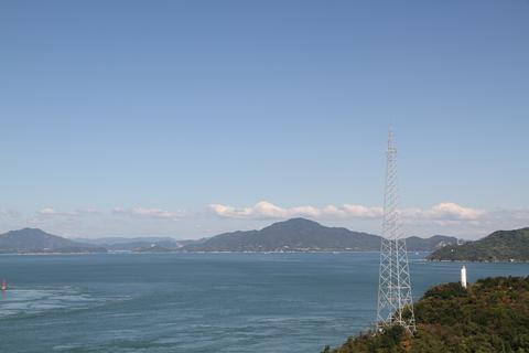 瀬戸内運輸「しまなみライナー」福山今治線からの車窓 その3