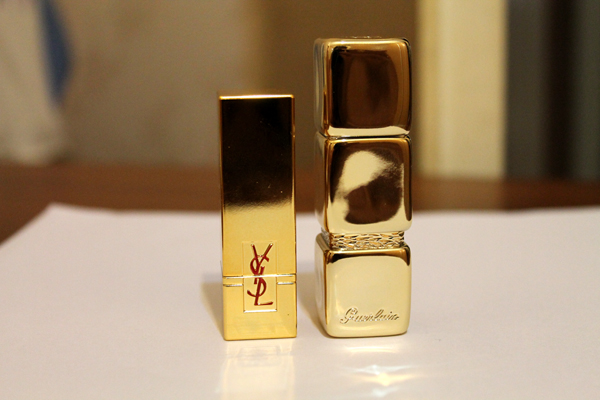 YSL Rouge Pur Couture Mini  -  09 Rose Stiletto