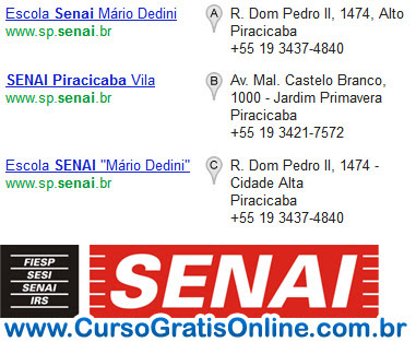 SENAI Piracicaba