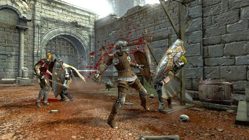 Clan Of Champions (2012) Full PC Game Resumable Direct Download Links and Rar Parts Free