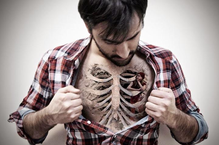41 Amazing New Realistic 3d Tattoo Designs