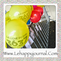téléthon 2014, laché de ballons, scientrier, happy journal