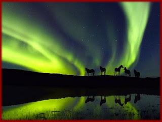 aurora boreal 2 de marzo 2011