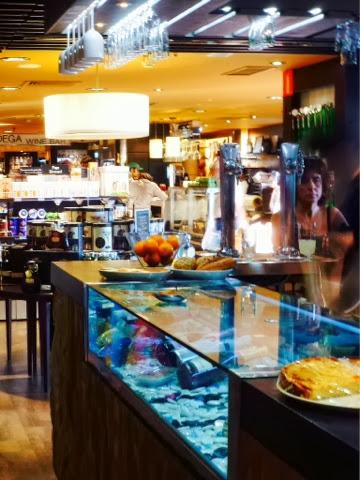 El portal de susana la gourmet experience del corte for Copas el corte ingles