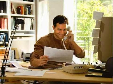 Montar despacho en casa