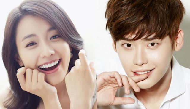 "Lee Jong Suk bắt cặp cùng Han Hyo Joo trong ""W"""