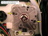 qanba q1 how switch restrictor gate