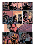 Judge Dredd by John Higgins