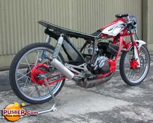 Motor Drag RX King - pusber.com