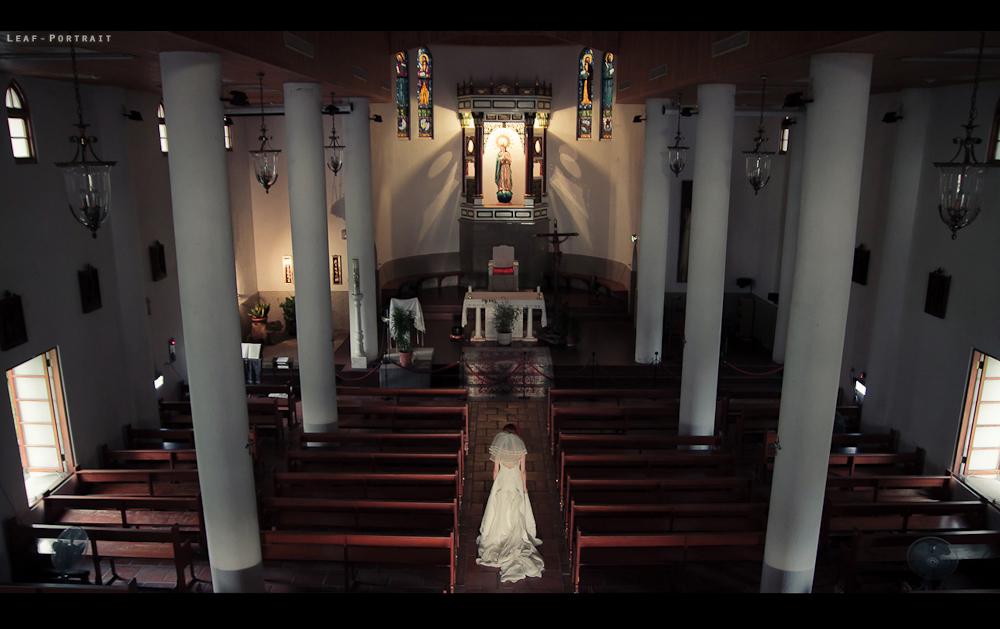 小柔* 萬金聖母聖殿