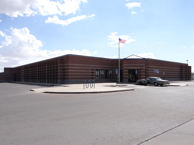 Alamogordo post office