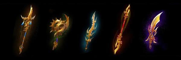 Kiếm Thế: Tìm hiểu bí mật của vũ khí Thần Sa  2