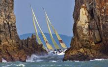 J/109 sailing China Cup