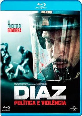 Filme Poster Diaz - Política e Violência BDRip XviD Dual Audio & RMVB Dublado