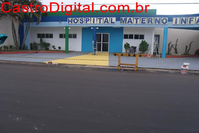 IMAGEM - Hospital Materno Infantil de Bacabal
